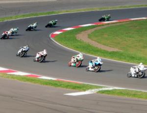 """Eindrücke von der World Superbike Championship Etappe am 26. August 2012 auf der neuen Rennstrecke """"Moscow Raceway"""""""