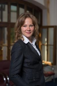 Vera Filatova, Personalexpertin und Senior Manager bei Antal Russia