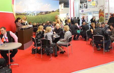 Deutschland, Österreich und die Schweiz auf der AgroProdMash Moskau