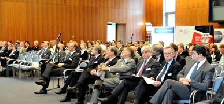 Russland-Fokus beim Osteuropa Wirtschaftstag in Berlin