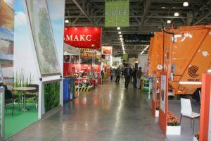 Die Wastetech Moskau, Fachmesse und Treffpunkt der Abfallverwertungs-Branche in Russland