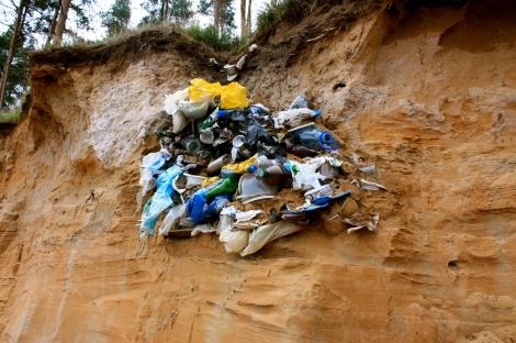 Abfallverwertung in Russland