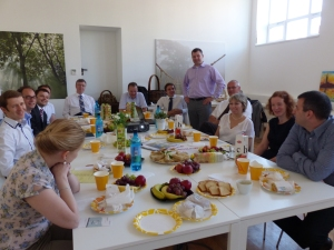QBB – Quarterly Business Breakfast: Konflikte am Arbeitsplatz