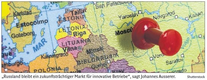 Hürden und Chancen für ausländische Unternehmen in Russland